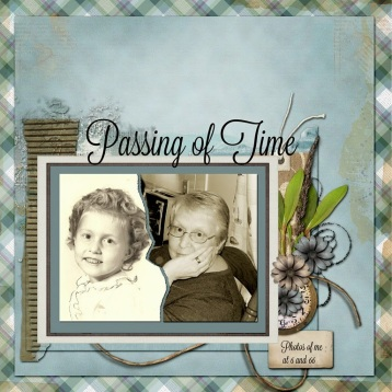 Passing of Time[4]