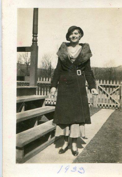 Anna Morgart 5Mar1933