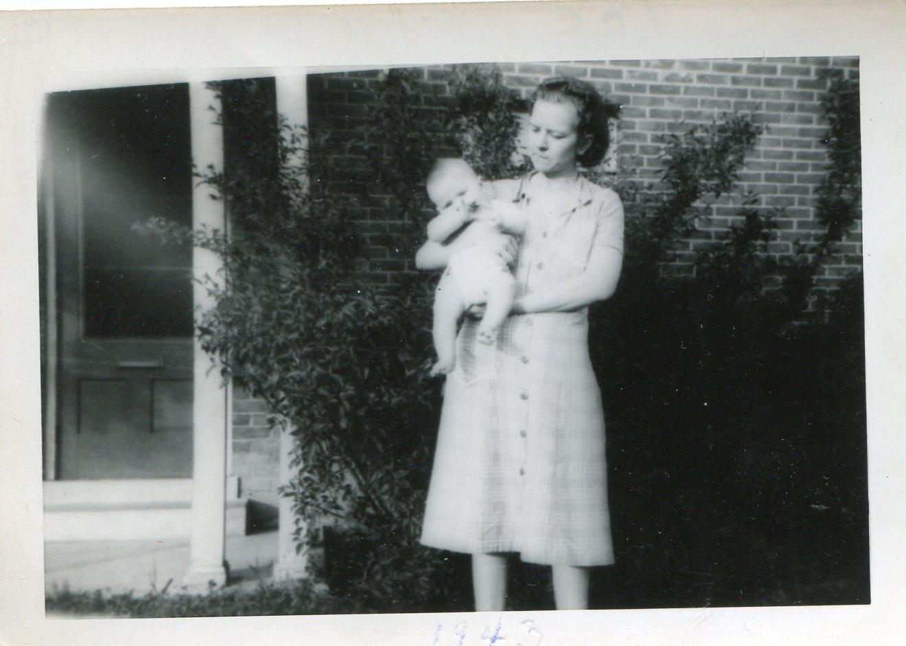 AnnaBlair-BobbyBlair-June1943